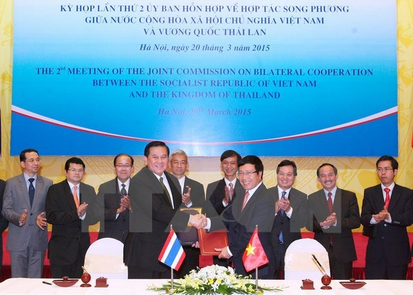 Vietnam, Thailand celebrate 40th anniversary of diplomatic ties