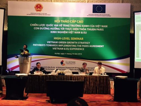 Vietnam's national green growth strategy