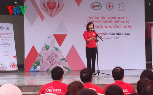 vietnam red cross society urged to do more for humanitarian initiatives hinh 0