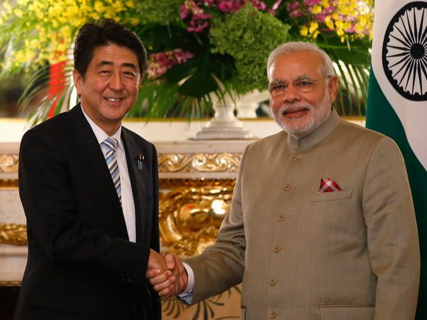 Indian PM Modi: Indian-Japanese strong relations help stabilize the region