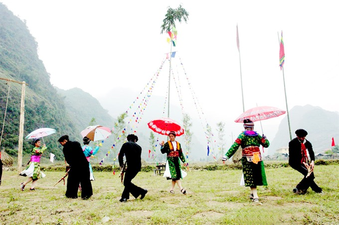 Festival featuring Mong ethnic people of Ha Giang opens in Hanoi