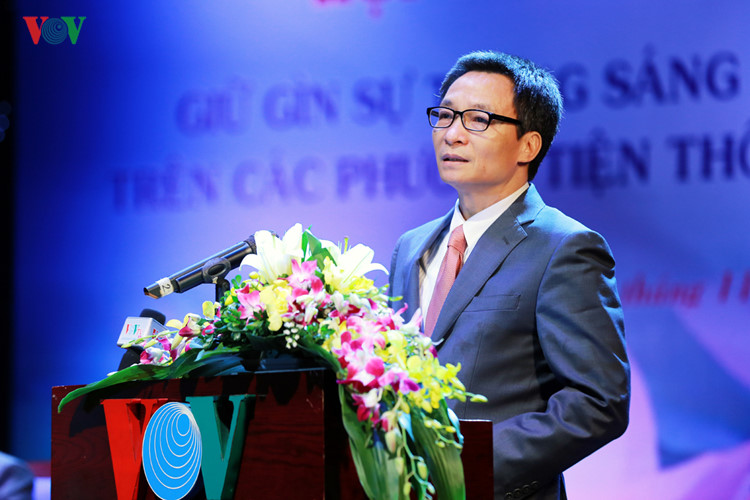 vov works to preserve, uphold vietnamese language value hinh 1