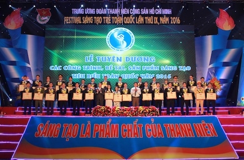Innovations by young people honored