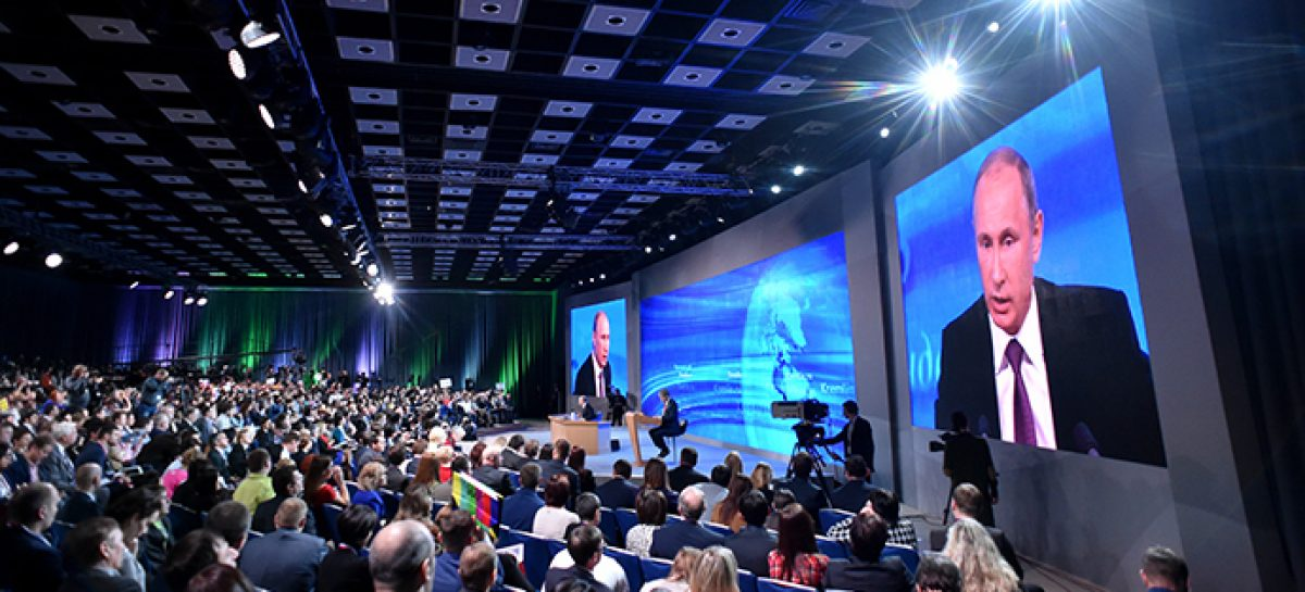 President Putin's 12th annual press conference