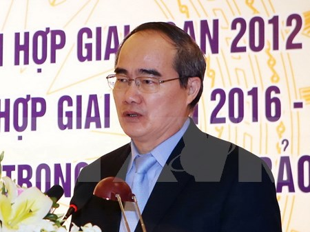 Vietnam further promotes strength of national unity