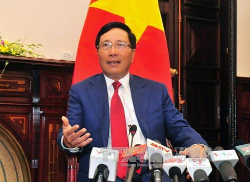vietnam to be more active in international integration hinh 0
