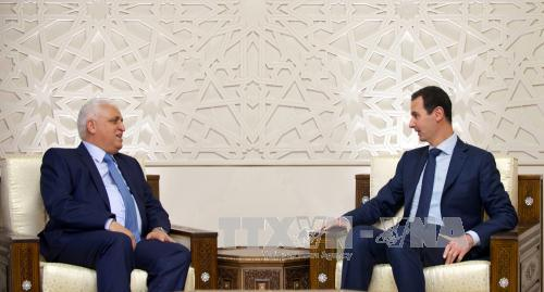 Syria's Assad says Astana talks to focus on a new truce