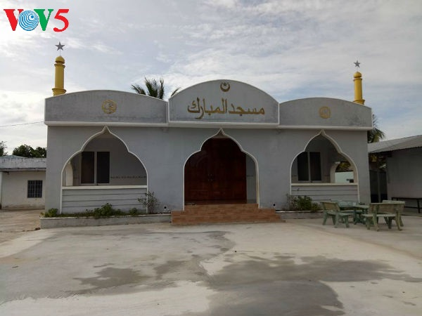 mosque - center of solidarity of cham ethnic people in tay ninh hinh 0