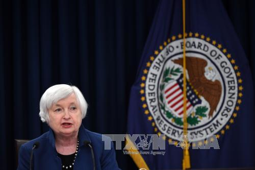 US Federal Reserve raises interest rates for third time since financial crisis