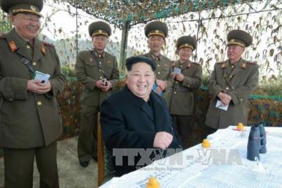 米 朝鮮キム委員長の妹なとに制裁へ hinh 0