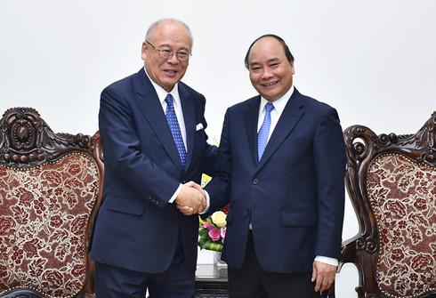 ヘトナム、日本のハイテク企業に有利な条件を作り出す hinh 0