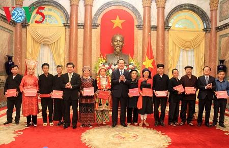 民族文化遺産の保存・発揮を経済社会発展と連携 hinh 0
