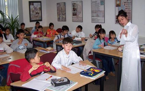 提高海外越南人的越南语教学工作效果 hinh 0
