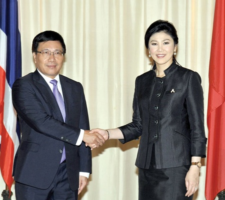 1st Joint Commission meeting for Thai-Vietnamese cooperation closes