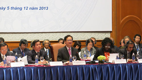 PM: Vietnam wants more support for fast and sustainable development Spotlight