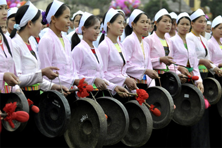 The Muong group and their typical culture