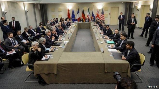 Iran nuclear talks: no turning back