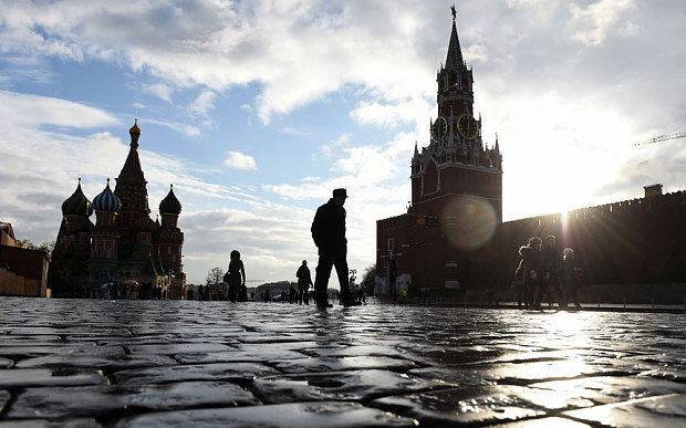 Russia close Red Square on New Year's Eve for security reason