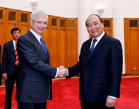 President of French National Assembly concludes visit to Vietnam