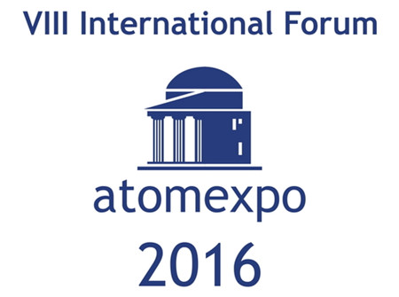 Vietnam attends the 8th AtomExpo International Forum 2016 in Russia