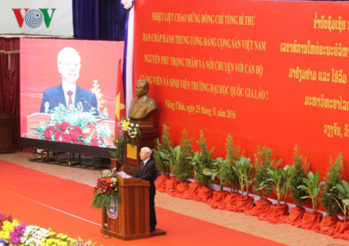 Enhancing Vietnam-Laos education cooperation