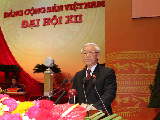 Communist Party of Vietnam: new viewpoints in personnel building