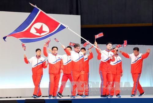 North Korea is invited to 2018 Winter Olympics
