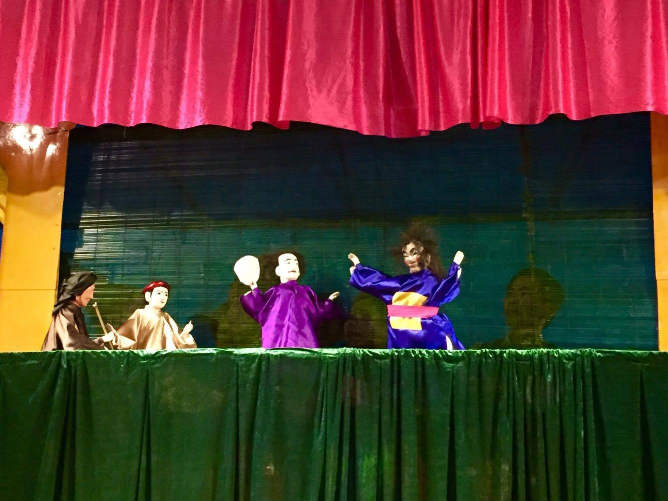 vietnam's other puppetry art hinh 2