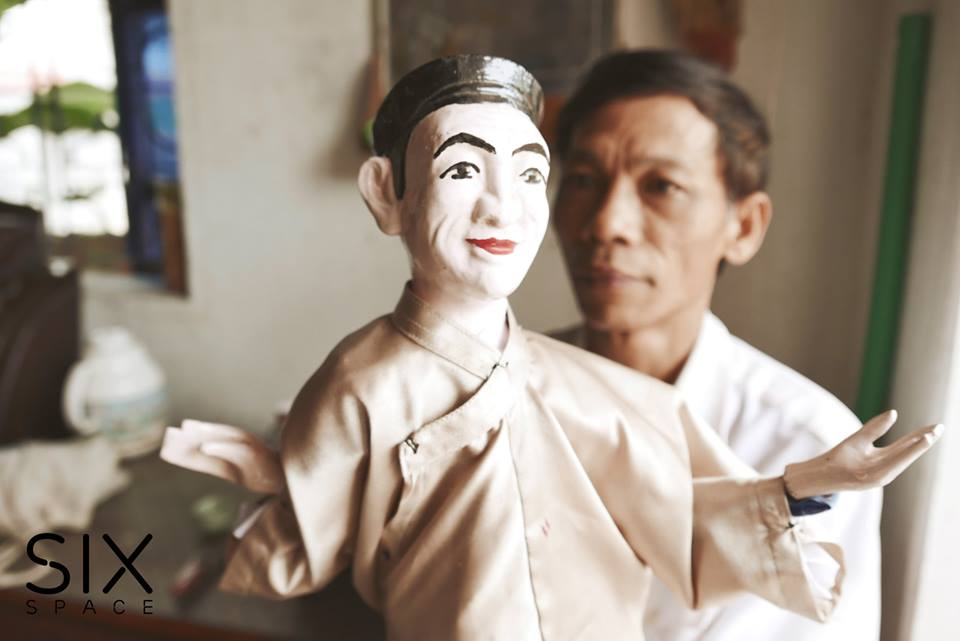vietnam's other puppetry art hinh 0