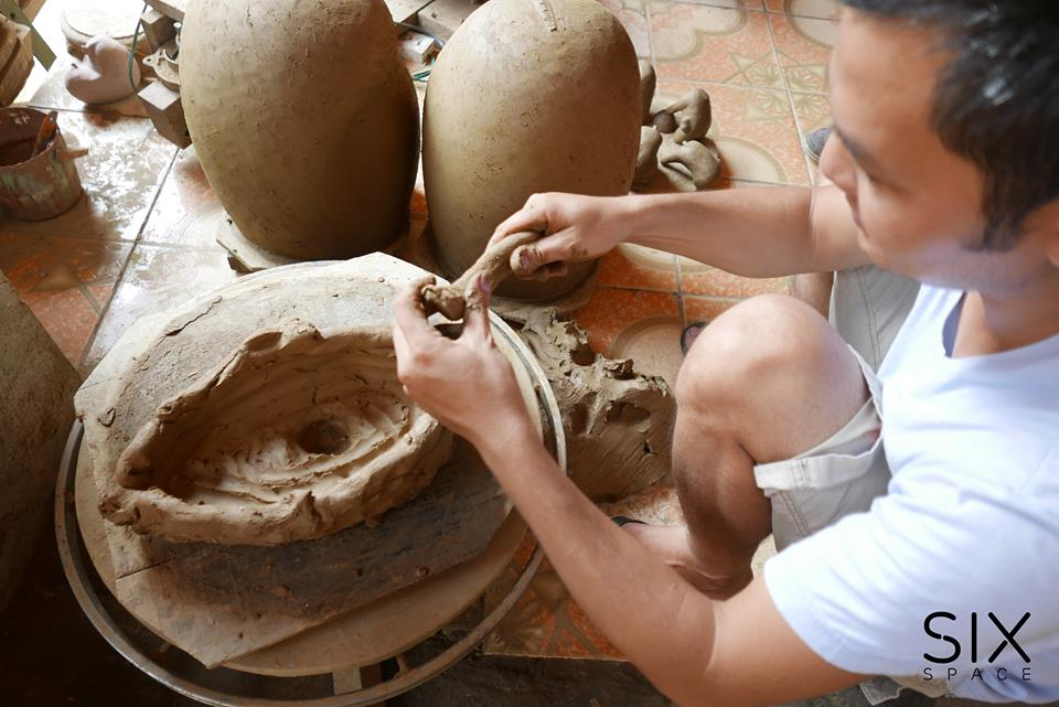 the rustic pottery art of huong canh hinh 3