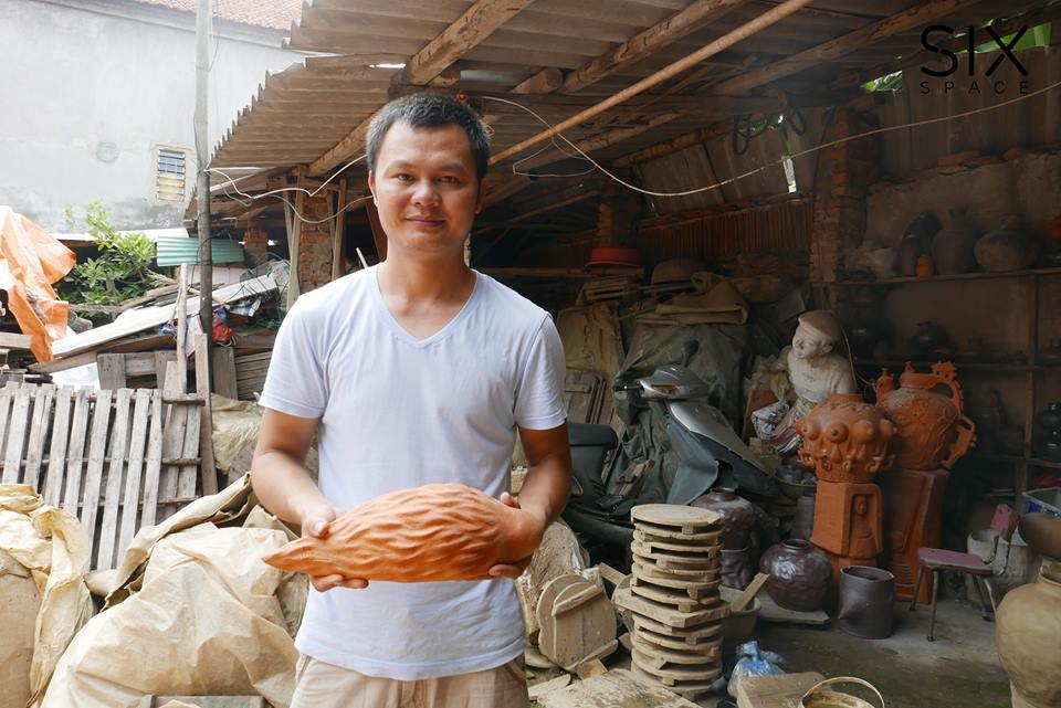 the rustic pottery art of huong canh hinh 2