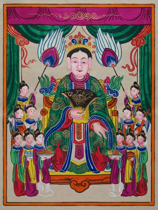 the unique mother goddess worship of vietnam hinh 2
