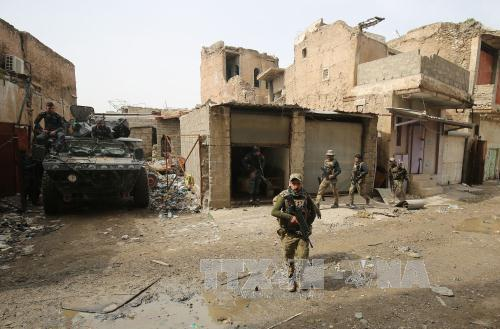 iraqi forces gain more ground in mosul hinh 0