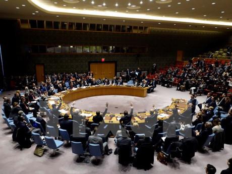 越南呼吁联合国优先拟定预防长期冲突战略 hinh 0