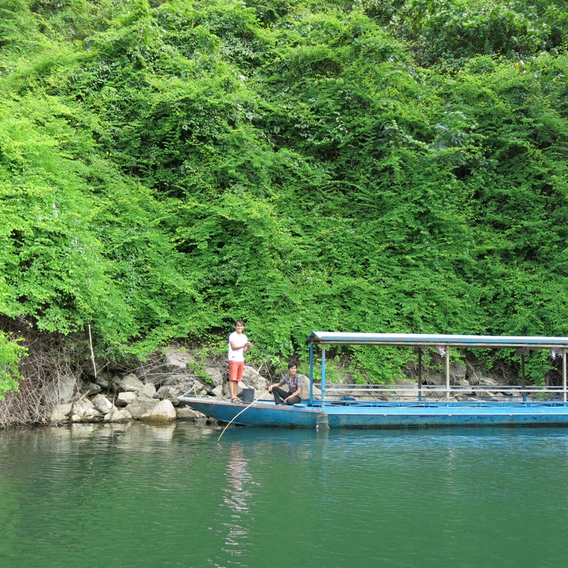 三海湖的美 hinh 3