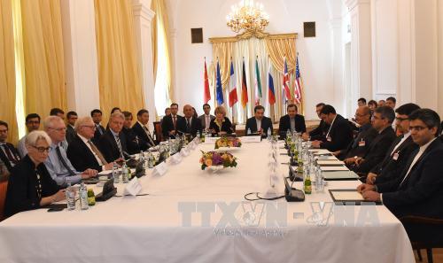 iran und p5+1-gruppe bewerten die umsetzung der atomvereinbarung hinh 0