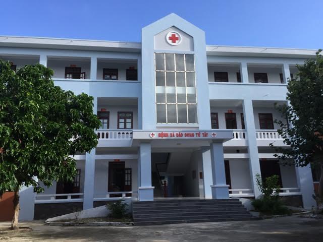 kisah-kisah tentang para dokter militer di kabupaten pulau truong sa hinh 1