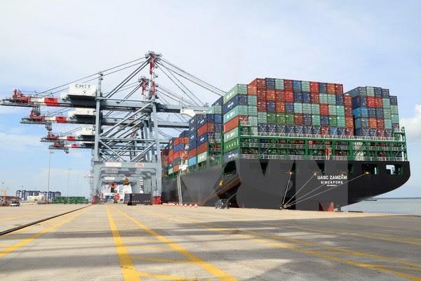 mengembangkan jasa logistik demi kepentingan ekspor hinh 0