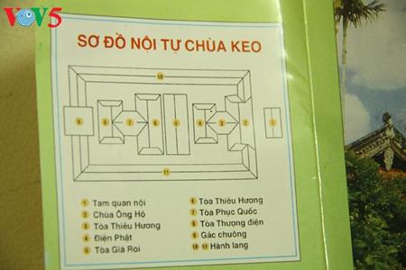 pagoda keo thai binh – pagoda yang punya arsitektur paling unik di vietnam utara  hinh 0