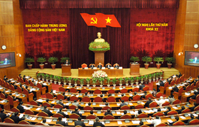 party central committee's conference concludes hinh 0