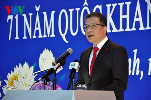 Vietnam National Day celebrated abroad News