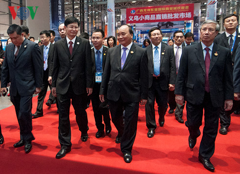 PM Nguyen Xuan Phuc expresses belief in future China-ASEAN relations News