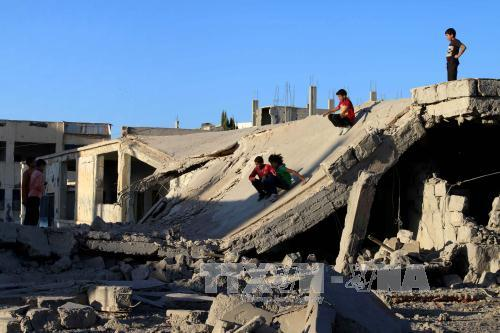 Implementing Syria's ceasefire deal: a tough task Current Affairs
