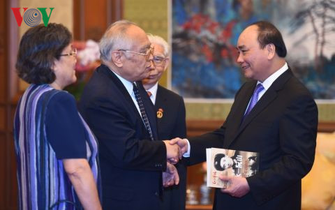 China publishes book on General Nguyen Son