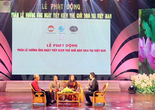 Vietnam responds to World Savings Day
