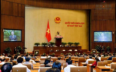 National Assembly approves a 5-year financial plan by 2020