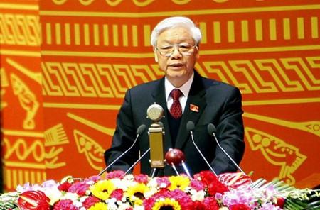 party leader nguyen phu trong to visit china  hinh 0