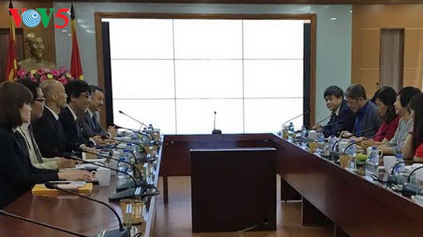 VOV, Japan KansaiTV boost cooperation