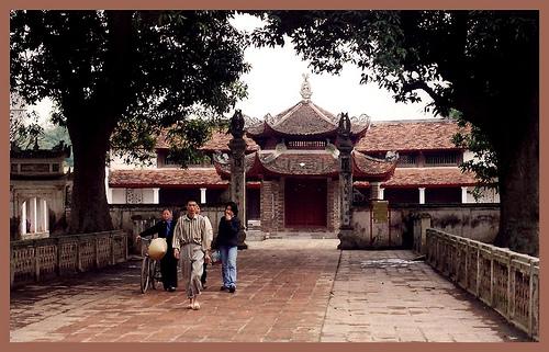 寺院与村庄文化 hinh 0