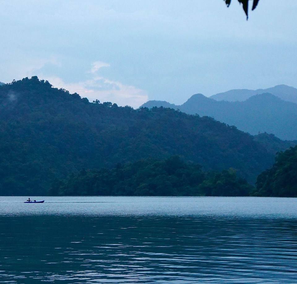 belleza del lago de ba be hinh 6